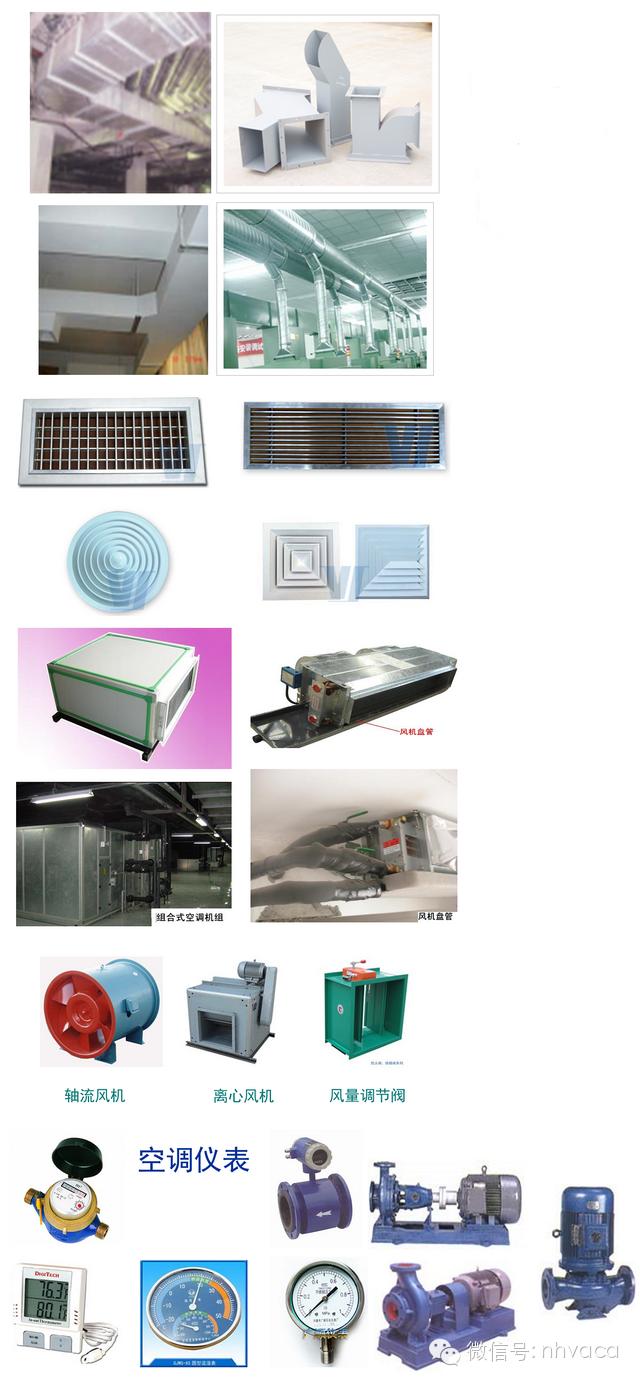 暖通空调运行管理及维修保养