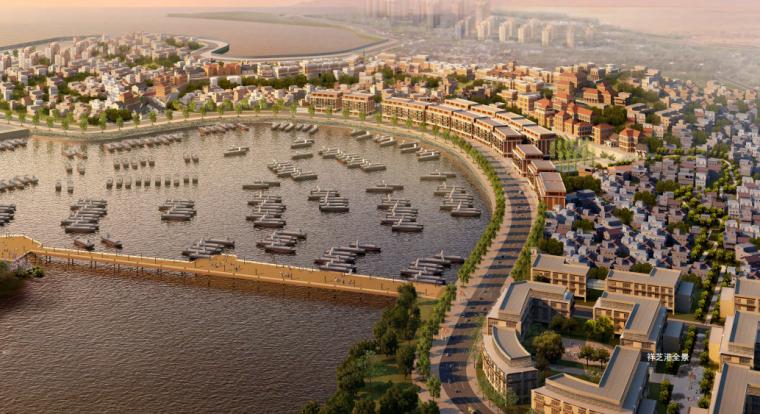 渔港风情小镇规划设计方案文本