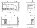 广州某医院室内装修设计全套施工图(53张)