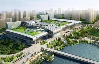IK新未来精品店案例资料下载-[BIM案例]BIM技术在杭州国际博览中心的应用