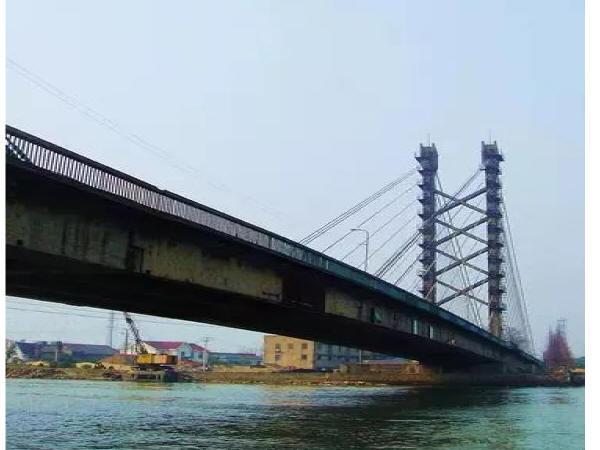 再会,上海首座斜拉桥!这些威武的桥梁历史,你记得多少