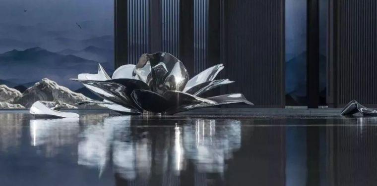 60款·当下最炫酷的地产景观雕塑_30