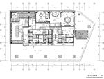 鄂尔多斯金融广场K座茶楼概念方案及施工图
