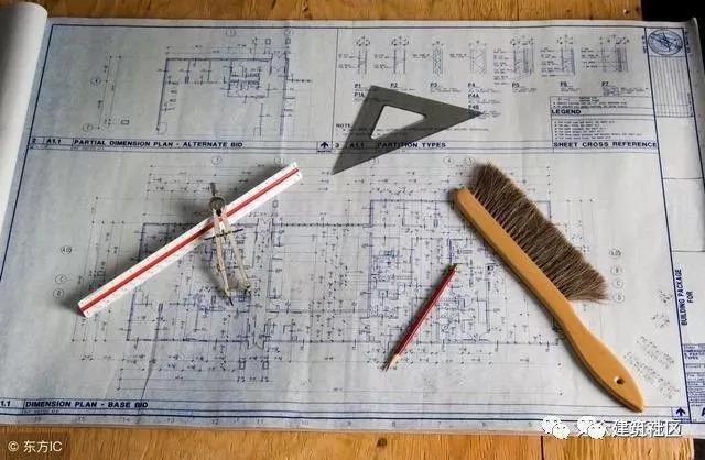 怎样看懂一张完整的木工图纸?工地老师傅教你,建筑农民工必学!