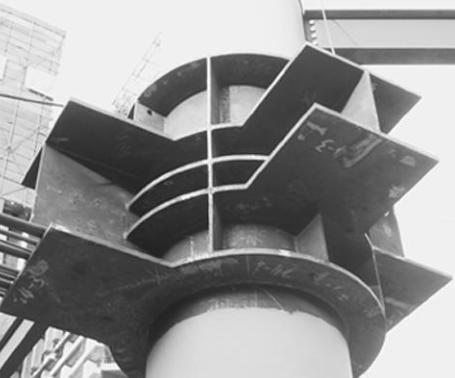 超高层框架柱方案选型及钢管混凝土柱设计要点论文
