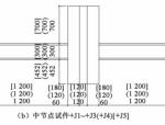 矩形钢管混凝土异形柱-钢梁框架节点抗震性能试验研究
