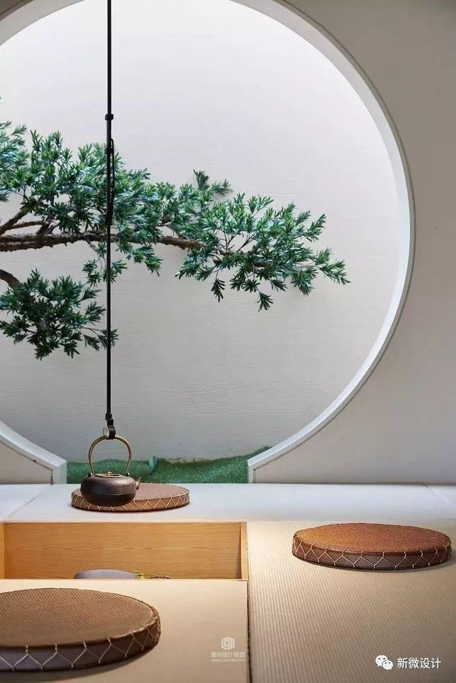 如何打造一个漂亮的茶室?