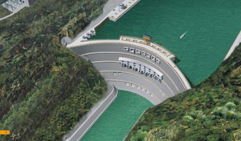 水电站电气一次设计(71页)