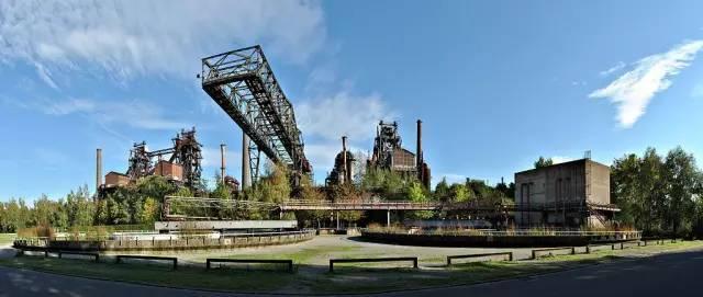 [后工业景观]做后工业景观设计前,先看这个!
