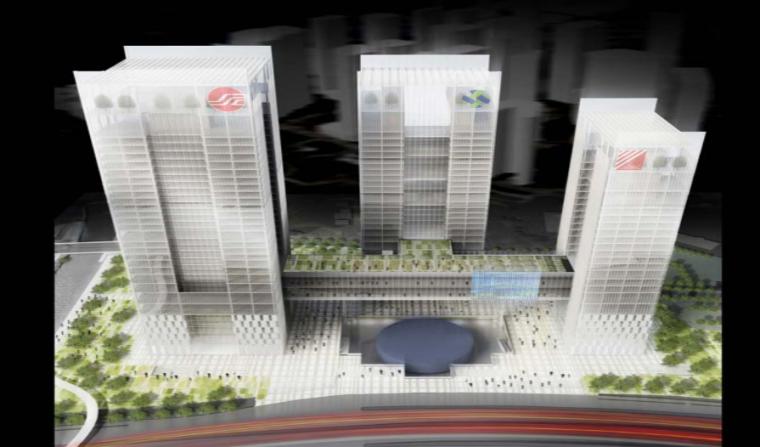 国际金融中心超高层建筑岩土工程勘察报告(pdf,共326页)
