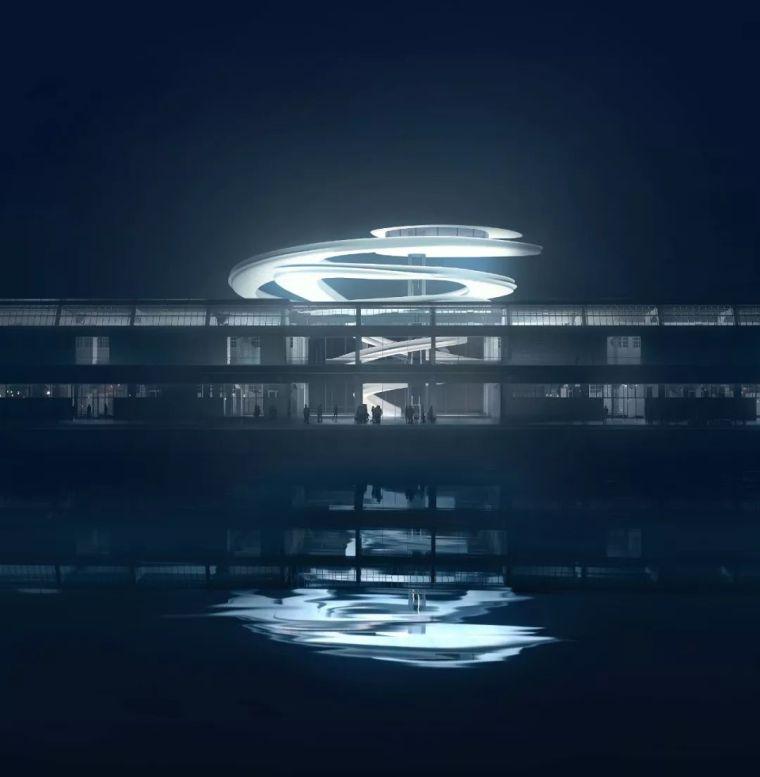 MAD改造荷兰百年仓库,首个欧洲文化项目揭晓!