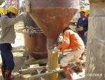 桩基础施工灌注水下混凝土时如何防止断桩?