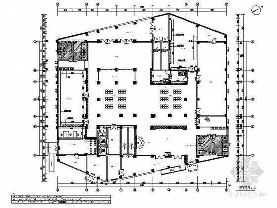 [安徽]青少年活动中心室内装修施工图(图纸完整 推荐!)