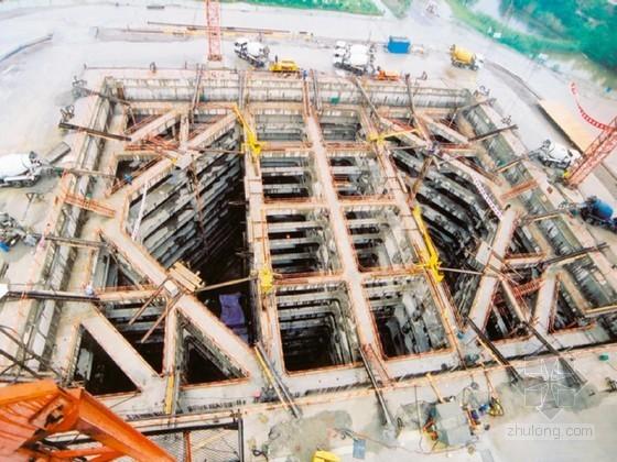软土地基深基坑围护结构冻结排桩法施工技术总结