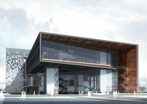 [广州]城市规划展览中心建设项目工程造价指标分析