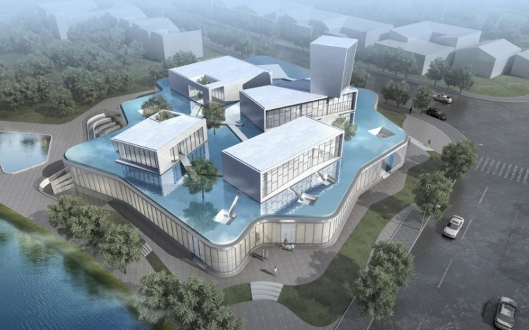 预算10万,能做什么样的建筑设计方案?-13813936349362-wanke-cicheng-huisuo-shanshuixiu-818x511.jpg