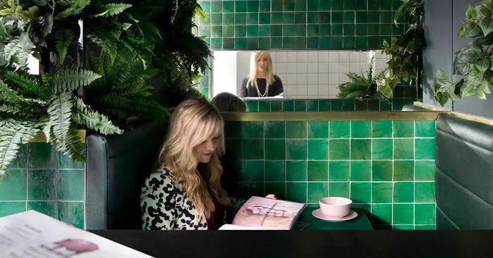 别找了,2018年最好看的餐饮空间设计都在这里了_34