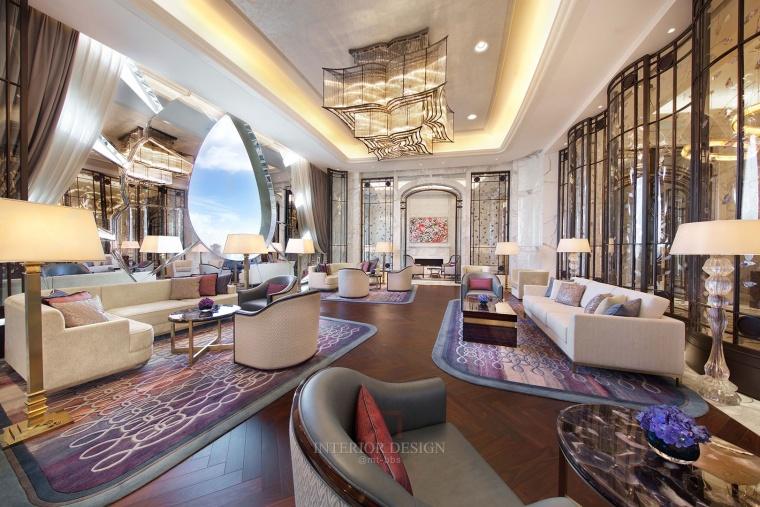 HBA--澳门丽思卡尔顿酒店设计方案文本
