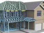轻钢别墅与混砖结构造价