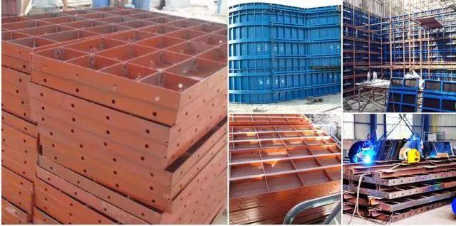 汇总出在建筑工地上常用模板的详细分类_1