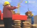 这部工地安全宣传片,保证工人都爱看!