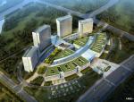 [湖南]常德某医院建筑设计方案文本