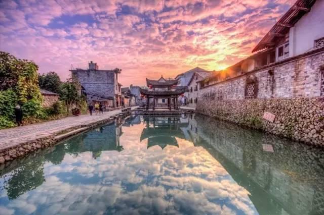 浙南有个千年古县,这里隐藏的民宿丝毫不输莫干山