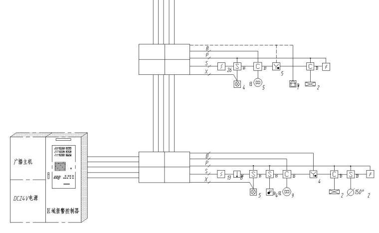 某招待所电气设计图_3