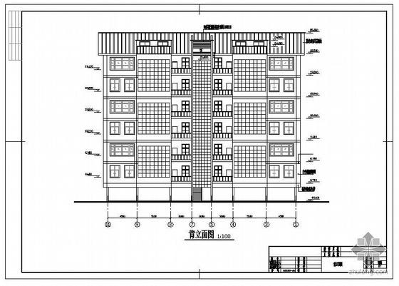 衡阳某复式住宅图纸