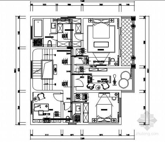 [上海]别墅地源热泵空调系统设计施工图