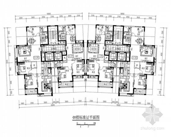 [浙江]高层商业及住宅强弱电施工图纸235张(内容丰富 设计完整)