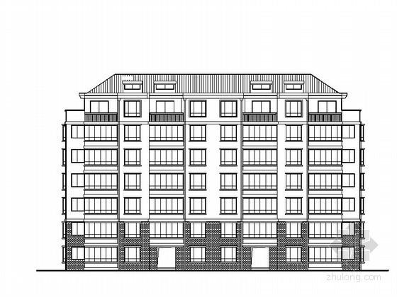 [无锡]某五星居住区C组团建筑方案图