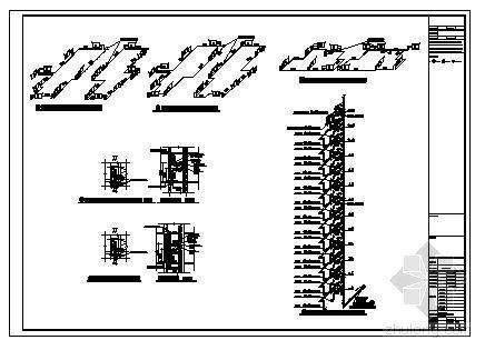 山东某住宅通风设计图纸