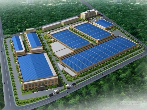 [北京]大型钢结构厂区建设工程监理大纲(478页 含配套设施工程)