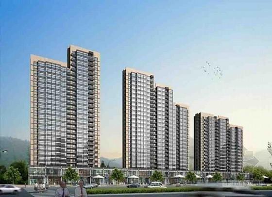 [南京]高层住宅小区监理规划(土建、安装、弱电及绿化)
