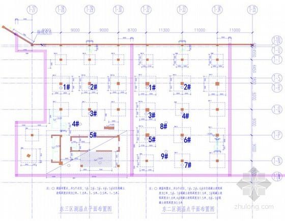 购物中心广场大体积混凝土工程施工方案
