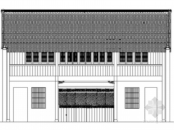 [古建修缮]高枧庁修缮工程施工图