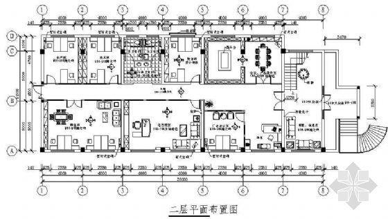 办公及家居装修设计图