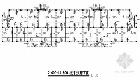 [学士]六层框架住宅毕业设计(含计算书,建筑、结构图)
