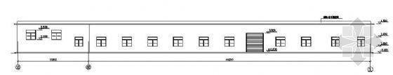 某厂房建筑结构图纸