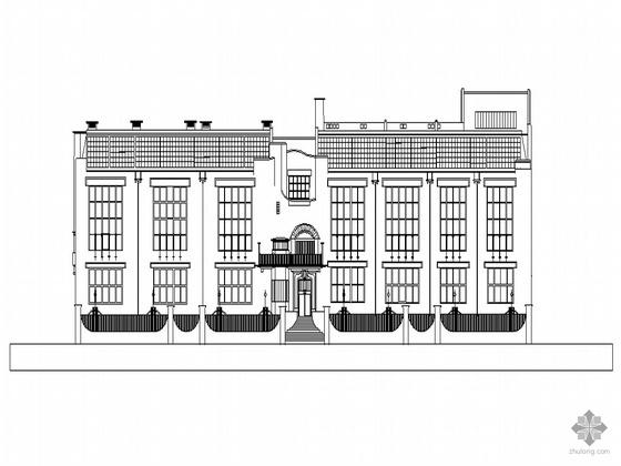 世界著名建筑CAD概念方案