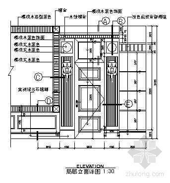大堂空间装修图-2