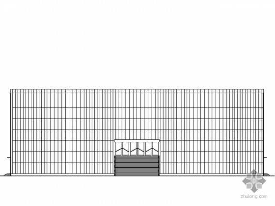 [毕业设计]某五层图书馆建筑方案