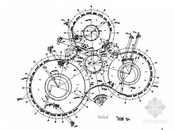 [表示]地下室风井直径资料下载钢筋分享符号大样中图纸图片