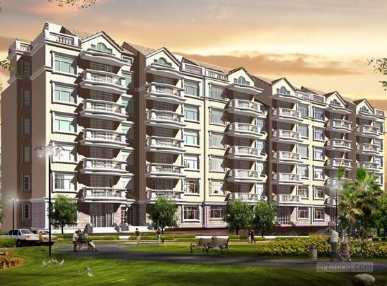 [安徽]17万平方米住宅小区建设工程招标文件(投资概算2.8亿元)