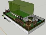 中式风格庭院景观规划设计