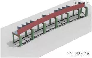 双曲钢构件深化设计和加工制作流程(多图,建议收藏)_41