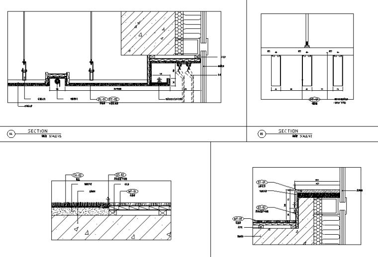 400平方酒店设计施工图(附效果图)_4