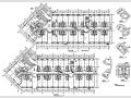 3套商住综合楼建筑设计施工图CAD
