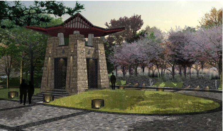 [北京]雁栖湖国际会都景观设计方案规划文本PDF(362页)_7
